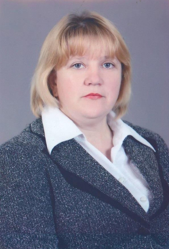 Бородулина Зинаида Петровна - учитель русского языка и литературы