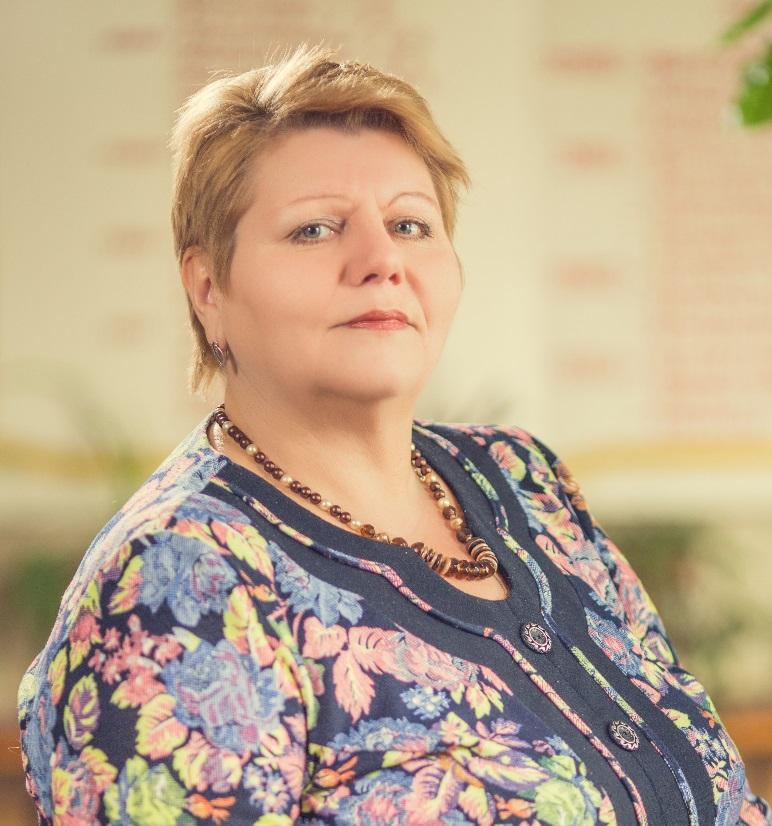 Глядяева Анна Михайловна - учитель физики