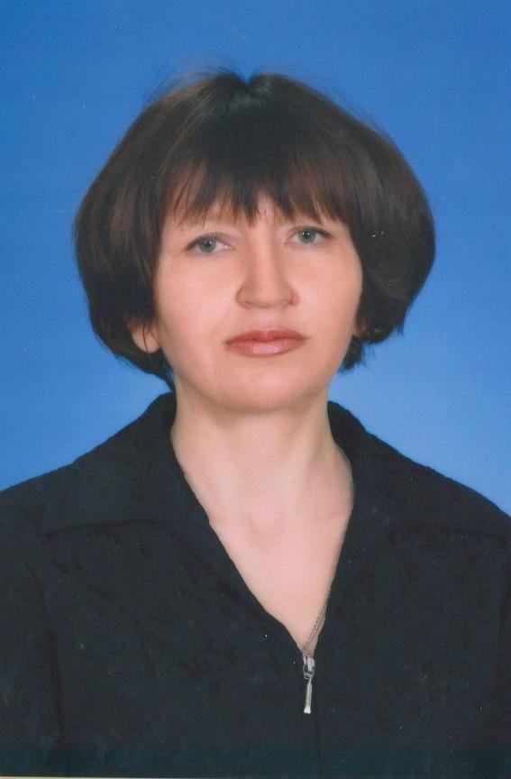 Горбова Алла Михайловна - учитель физики