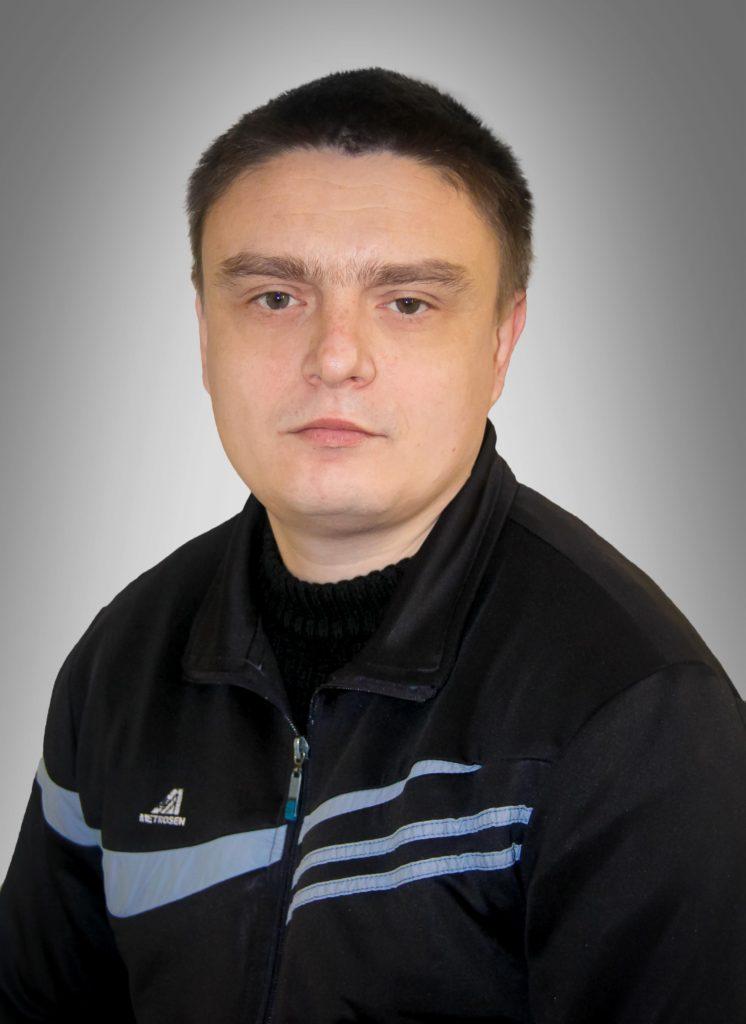 Лягин Александр Викторович - учитель физической культуры