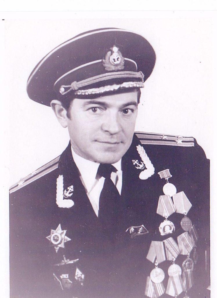 Ляхов Пётр Васильевич