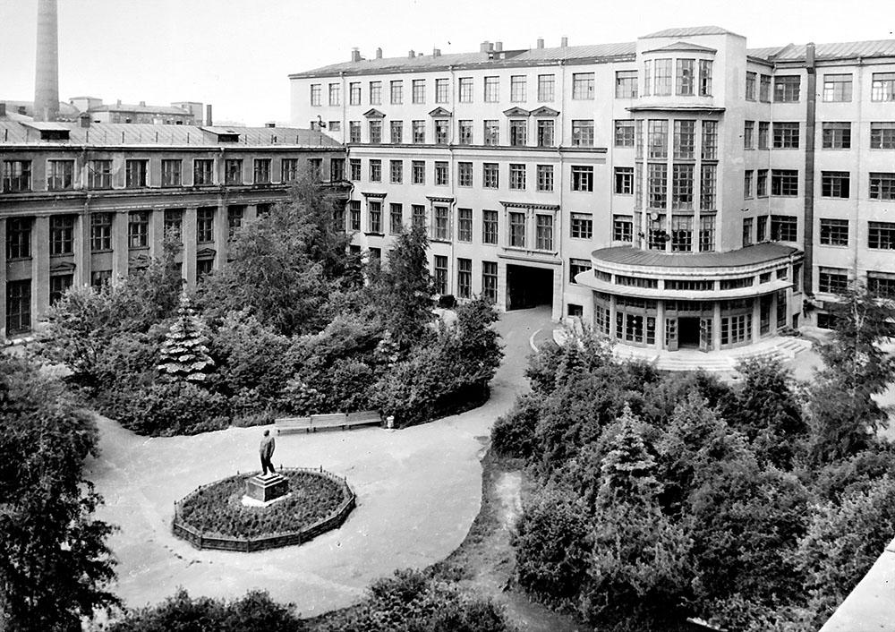 МИИТ в 60-е годы