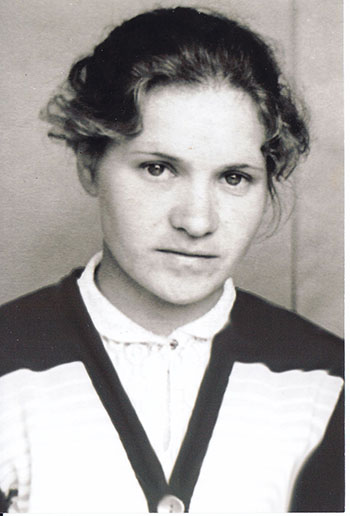 Пашкова Тамара Никифоровна