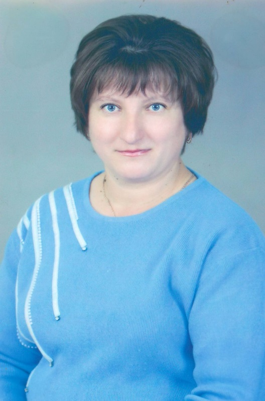 Повтарь Татьяна Сергеевна - учитель начальных классов