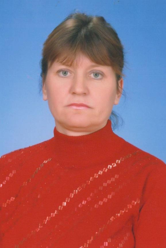 Скок Валентина Михайловна - учитель математики