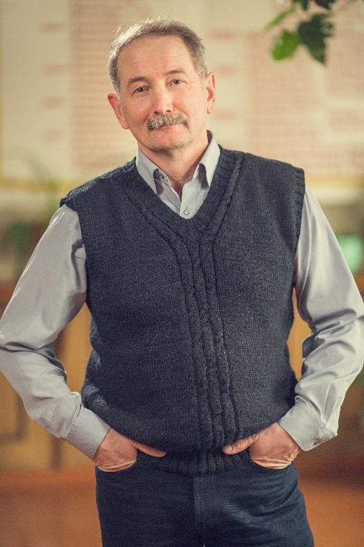 Ховрунов Василий Александрович - учитель инфотехнологий