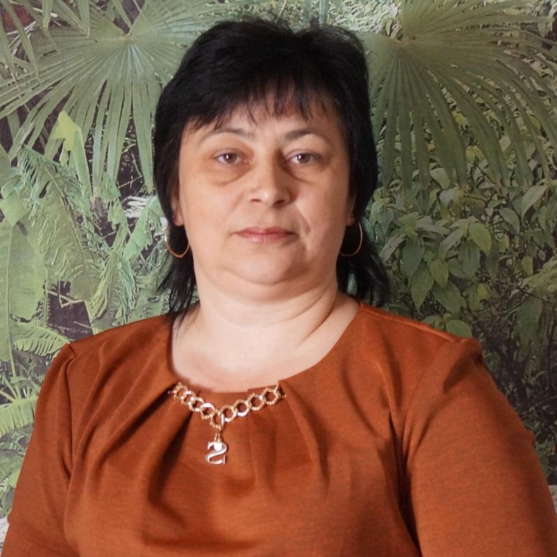 Черникова Людмила Алексеевна - учитель начальных классов