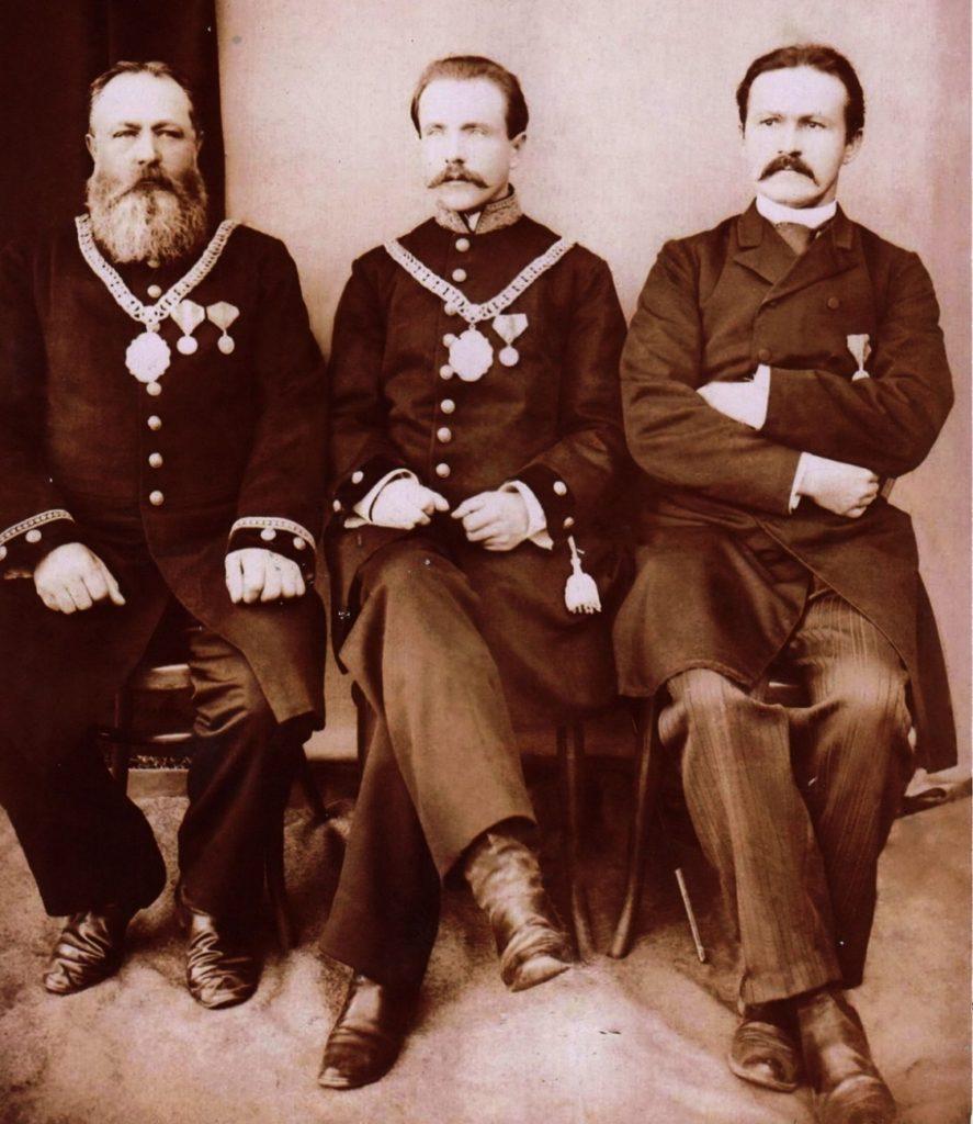 Мглин 1910-й год… чиновники городской Управы