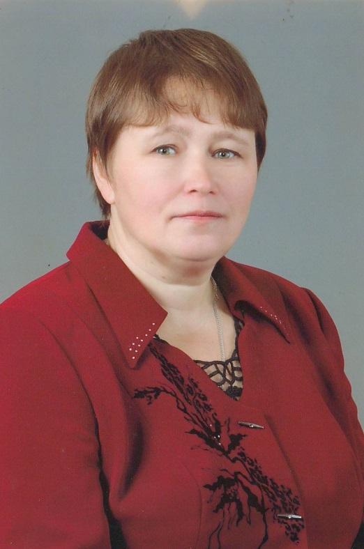Шандина Светлана Ивановна - учитель математики