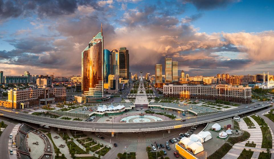 Астана (Целиноград)