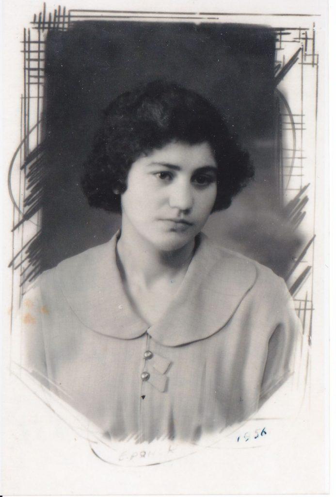 Валентина Крупянко-Бороновская