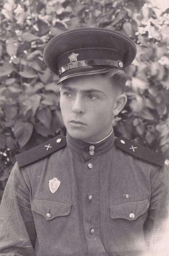 Дима солдат