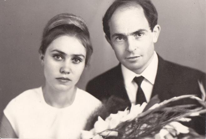 Дима с женой