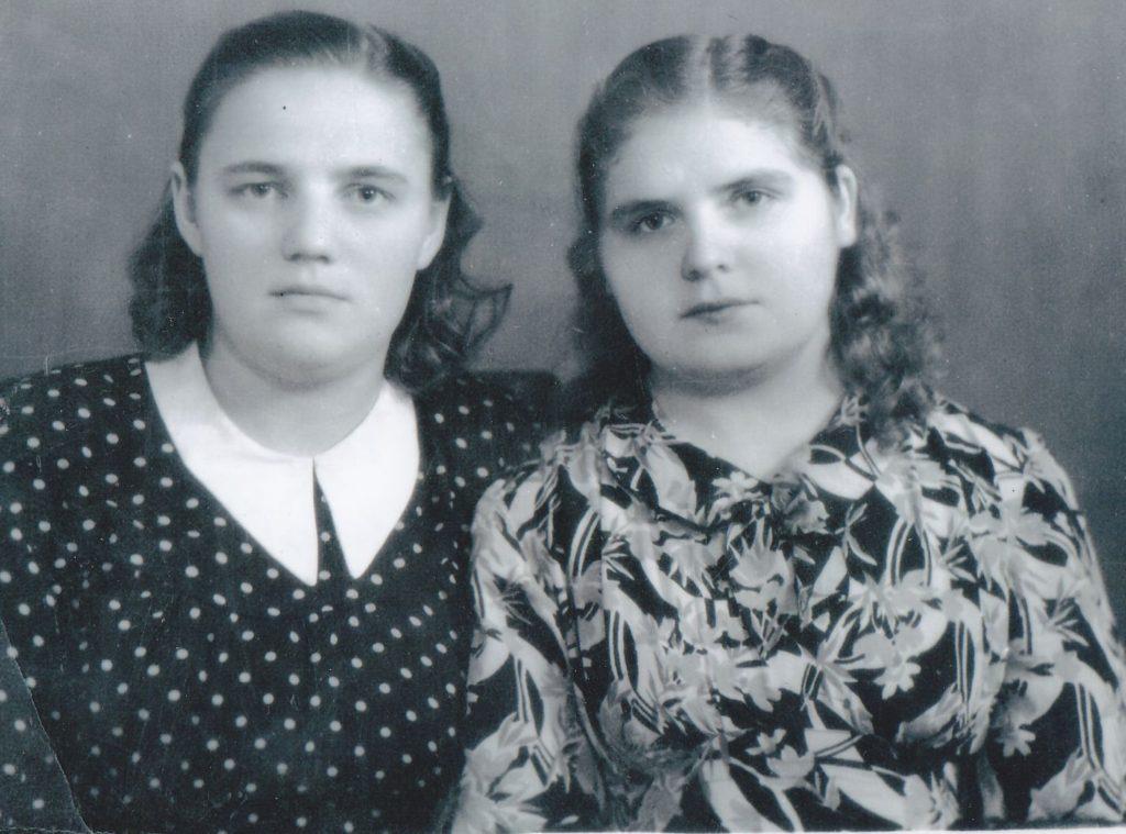 Дорохова Мария и Матвиевская Ольга