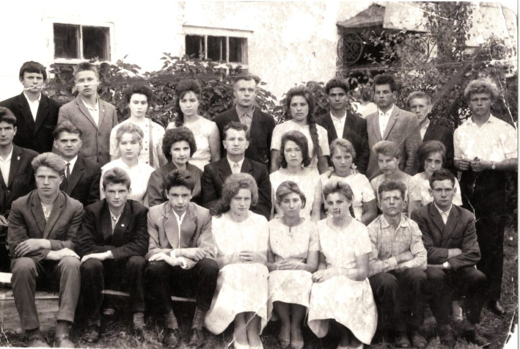 Класс 11–Б, 1965 г.