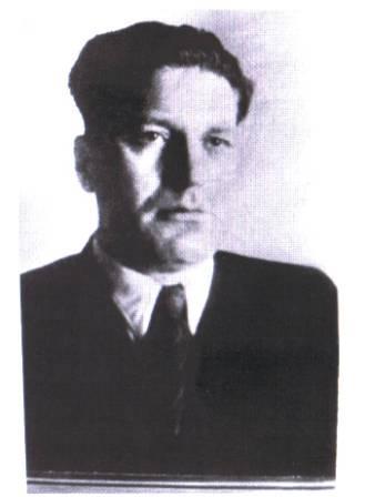 Крупянко Кондрат Тимофеевич – отец Валентины, комиссар мглинского партизанского отряда