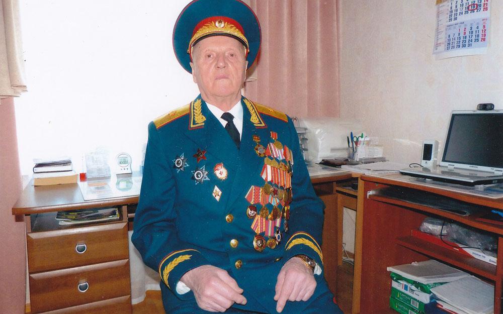 Лосев Иван Фёдорович