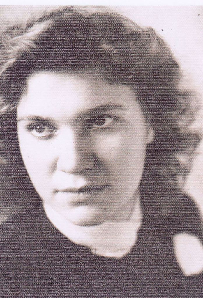Оля Монченко-Чистилина