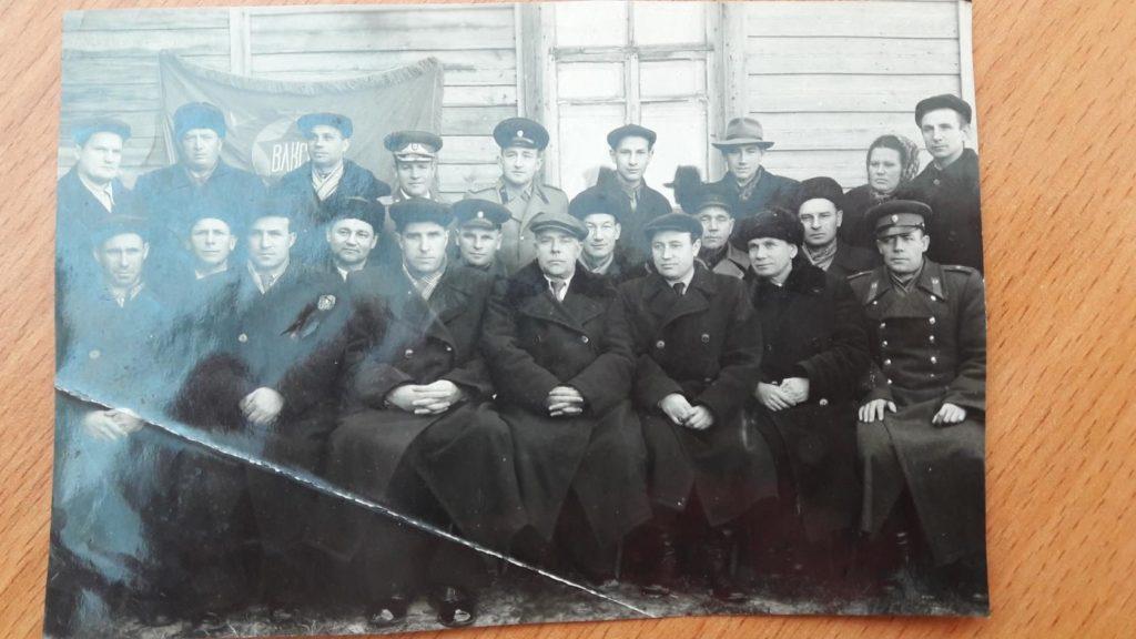 Партхозактив  Мглинского района и города … 1958-й год
