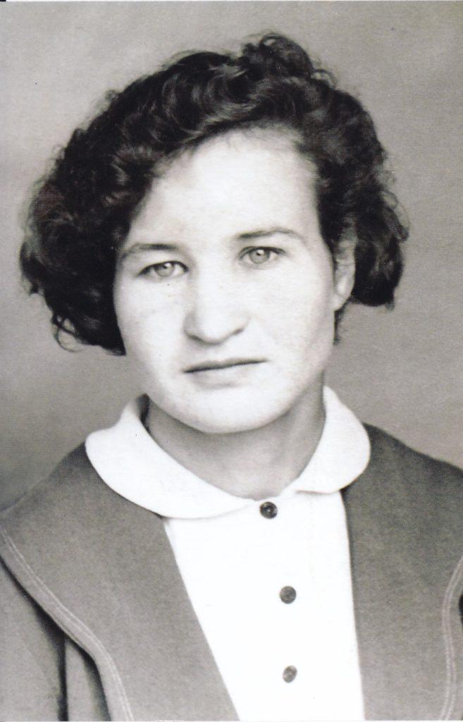 Пашкова Роза Никифоровна