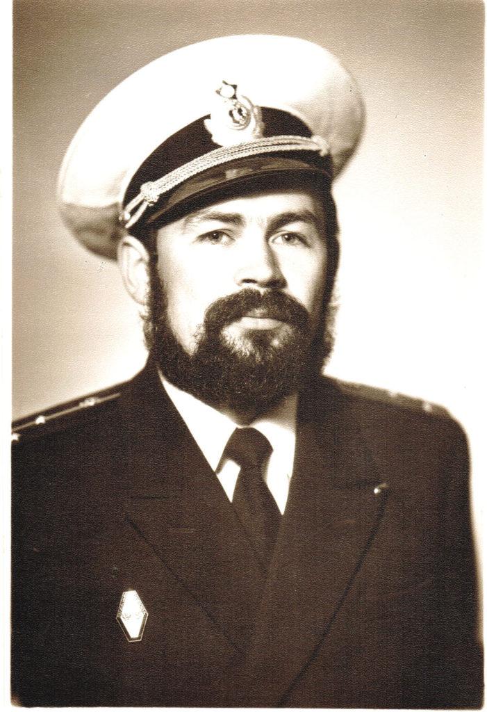 Александр Михайлович Деревянко - нач. медчасти на атомной подлодке