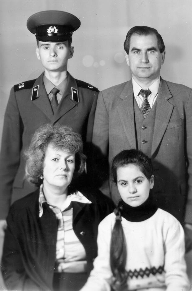 Семья Василия Протченко