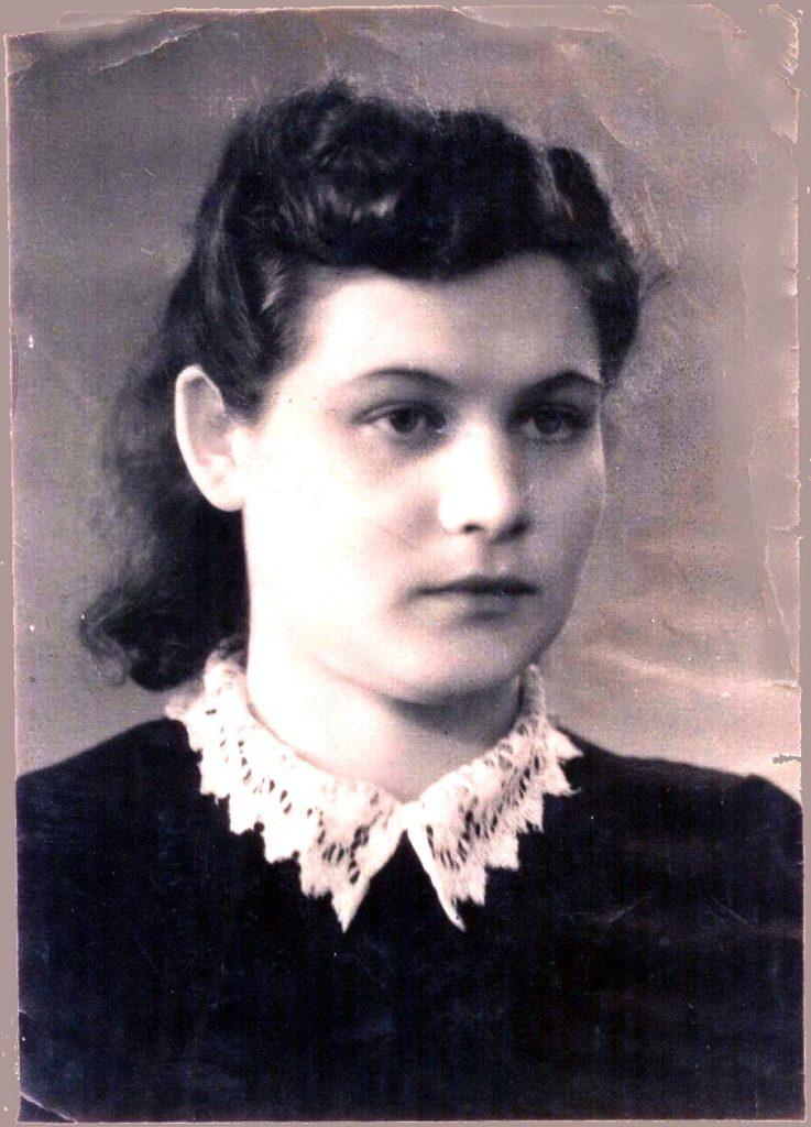 Тамара Арсеньевна Деревянко (Пивоварова)