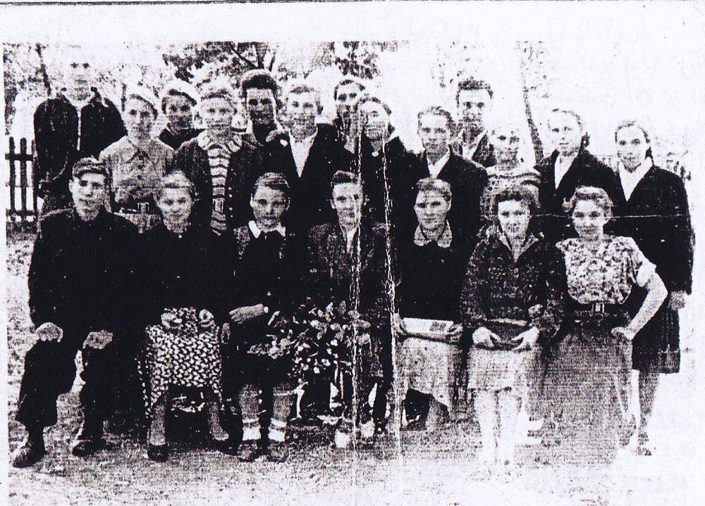 1958-й год. Класс А