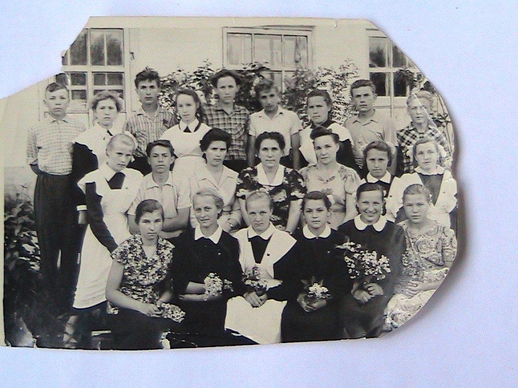 8-й выпускной  1962-го года